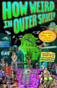 HWSF15 outer space
